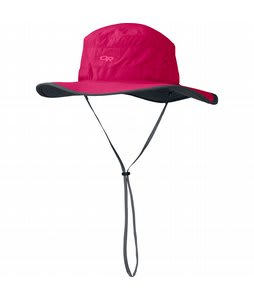 Outdoor Research Solar Roller Hat Azalea/Dark Grey