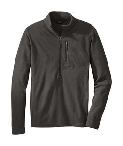 Outdoor Research Soleil Pullover Fleece Charcoal