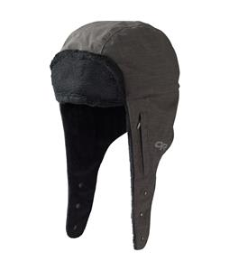 Outdoor Research Stormbound Trapper Hat Charcoal