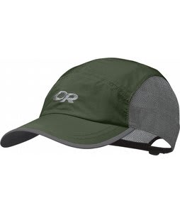 Outdoor Research Swift Hat Evergreen/Dark Grey