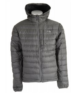 Outdoor Research Transcendent Hoody Jacket Pewter