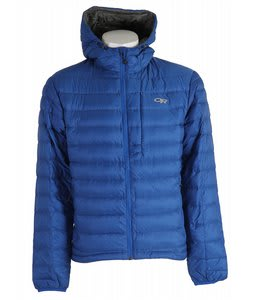 Outdoor Research Transcendent Hoody Jacket True Blue