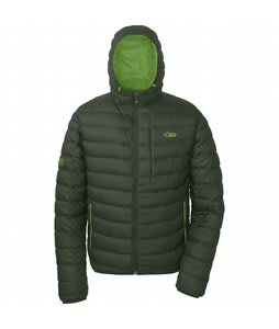 Outdoor Research Transcendent Hoody Jacket Evergreen
