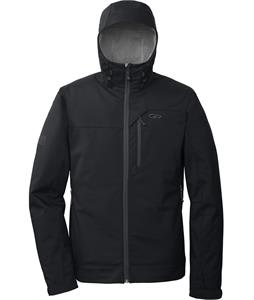 Outdoor Research Transfer Hoody Softshell Jacket Black