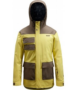 Orage Aldrin Jacket Lemon
