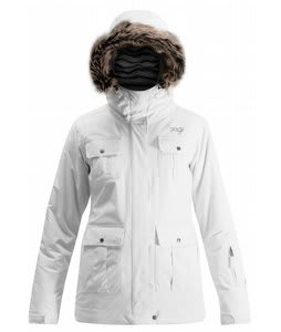Orage Amanda Ski Jacket White