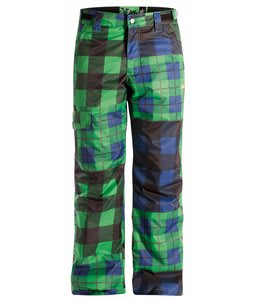 Orage Balfour Ski Pants Bucheron Green