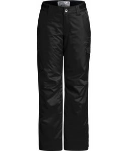 Orage Bell Ski Pants Black