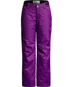 Orage Bell Ski Pants Dark Purple