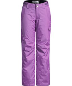 Orage Bell Ski Pants Light Purple