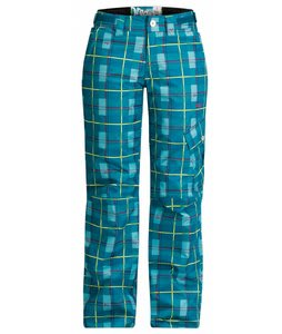 Orage Bellaire Ski Pants Carreaux Lagoon