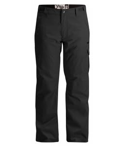 Orage Benji Shell Ski Pants Black