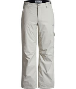 Orage Benji 2 Ski Pants Light Grey
