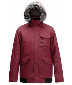 Orage Billy Ski Jacket Burgundy
