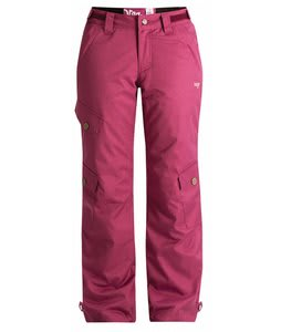 Orage Biloxi Ski Pants Heather Berry