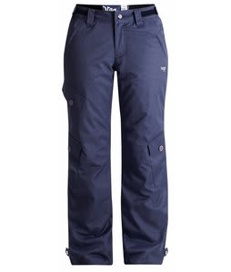 Orage Biloxi Ski Pants Heather Deep Indigo