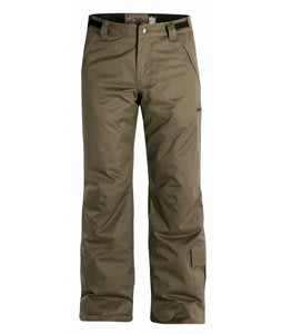 Orage Diablo Ski Pants Heather Military