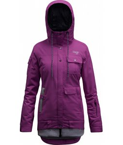 Orage Kendra Jacket Dark Purple