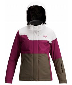 Orage Moraine Ski Jacket Berry