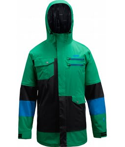 Orage Xavier Pro Jacket True Green