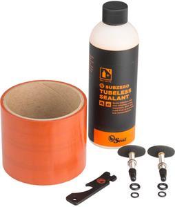 Orange Seal 75mm Fatbike Tubeless Kit