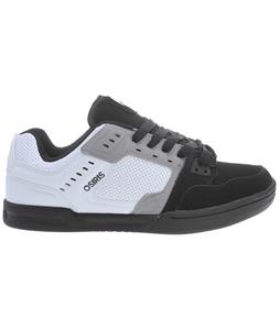 Osiris Cinux Skate Shoes White/Grey/Black