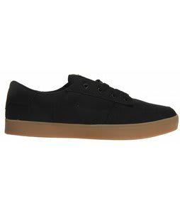 Osiris Duffel Vulc Skate Shoes Black/Black/Gum