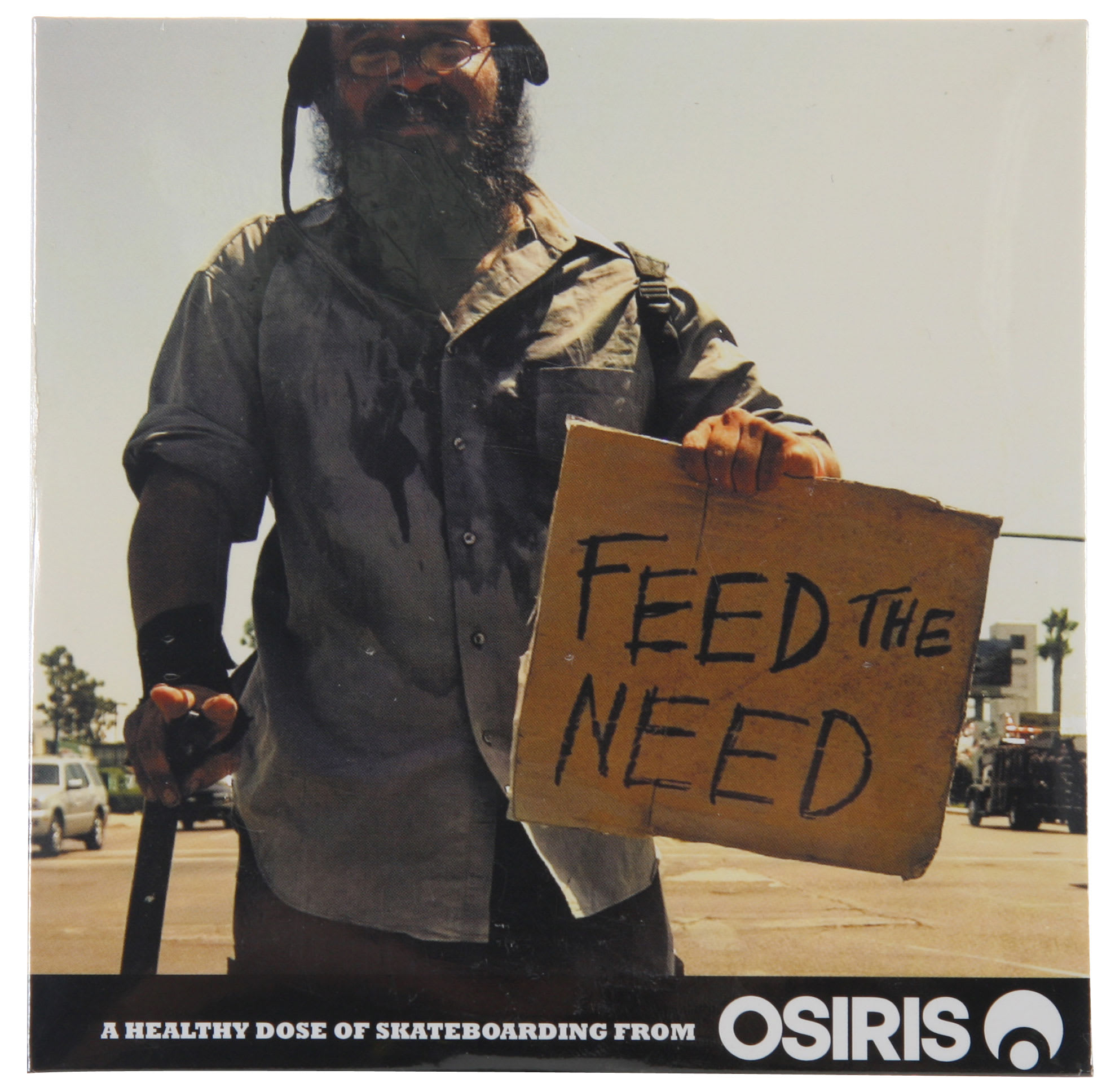 Feed the Need Skate Video