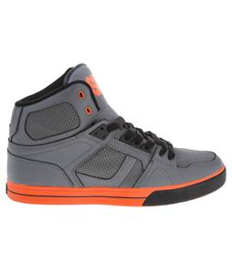 Osiris NYC83 Vlc Skate Shoes Charcoal/Black/Orange