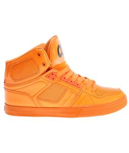 Osiris NYC83 VLC Skate Shoes Orange/Black/Lte