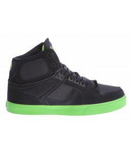 Osiris NYC83 Vulc Skate Shoes Navy/Navy/Lime