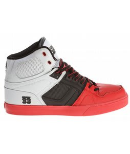 Osiris NYC83 Vulc Skate Shoes Red/Black/RR-Grant