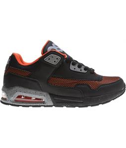 Osiris Uprise Shoes Black/Grey/Orange