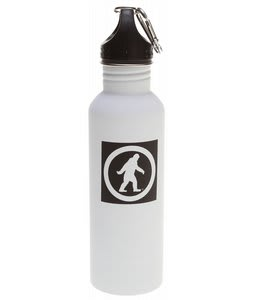 Outdoor Technology Stainless Steel Water Bottle White/Black