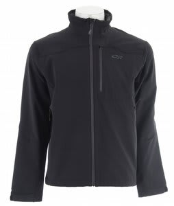 Outdoor Research Cirque Softshell Jacket Black