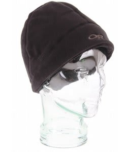 Outdoor Research Habitat Beanie Black