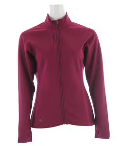 Outdoor Research Radiant Hybrid Fleece Berry