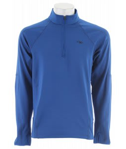 Outdoor Research Radiant LT Zip Top Fleece Jacket True Blue