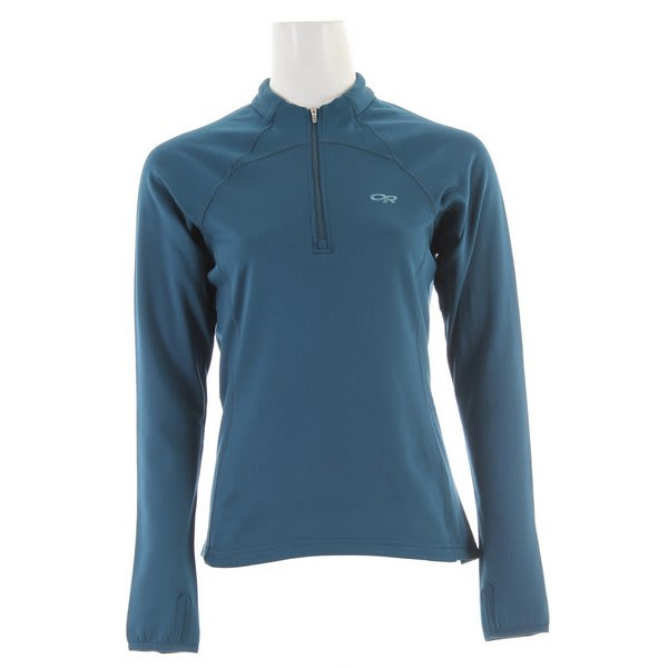 Outdoor Research Radiant LT Zip Top Fleece