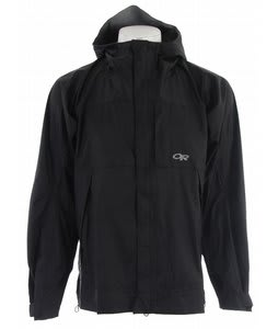 Outdoor Research Rampart Shell Jacket Black