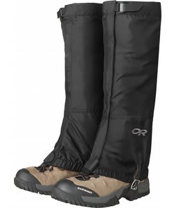 Outdoor Research Rocky Mountain High Gaiters Black