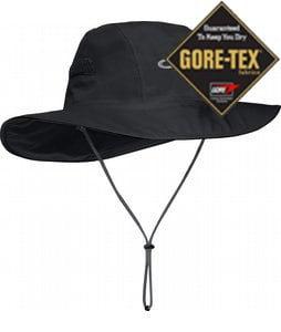 Outdoor Research Seattle Sombrero Hat Black