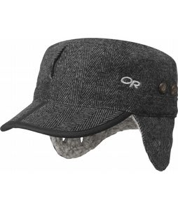 Outdoor Research Yukon Cap Charcoal Herringbone