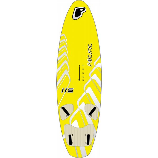 Pacific Free Force Windsurf Board 115