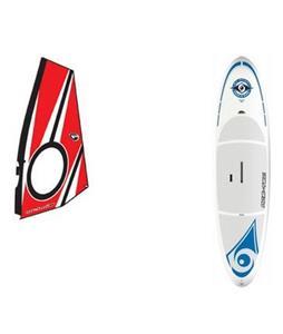 Bic SUP Wind Paddleboard w/ Aerotech Windsup Rig