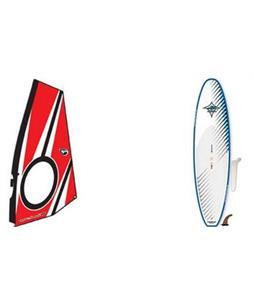 JP Australia Windsurf SUP Paddleboard w/ Aerotech Windsup Rig