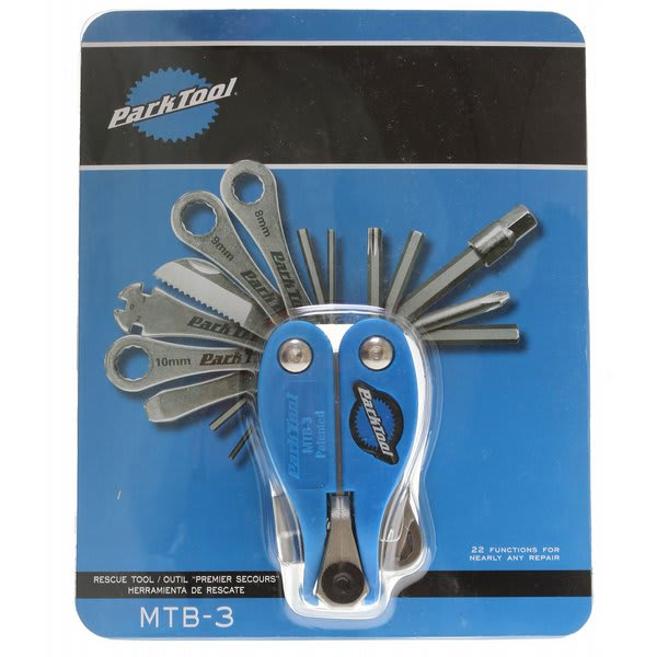 Park Mtb-3 Rescue 22 Function Bike Tool
