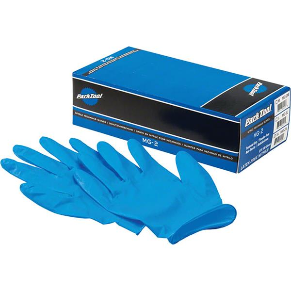 Park Tool MG-2M Nitrile Mechanic Bike Gloves