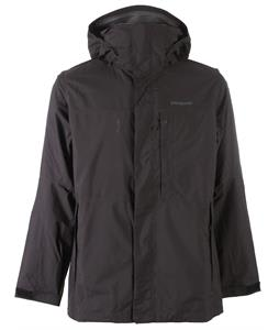 Patagonia 3 In 1 Snowshot Ski Jacket Black