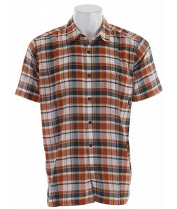 Patagonia A/C Shirt Whiskey/Bombay Brown